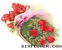 9枝玫瑰/简单的爱