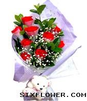 9枝红玫瑰/特别的爱
