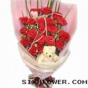 20枝红玫瑰/我和你