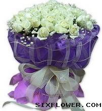 99枝白玫瑰/永远爱你