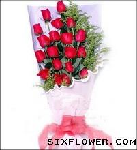 19枝红玫瑰/有你就好
