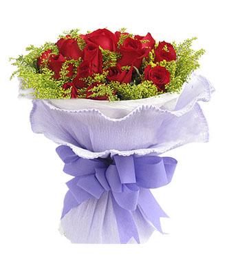 坚定的爱情_19枝红玫瑰