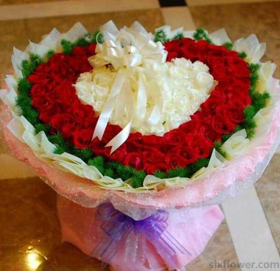 爱的芬芳/12枝玫瑰:99枝玫瑰/温暖依旧