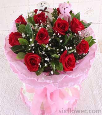你很重要/11枝红玫瑰