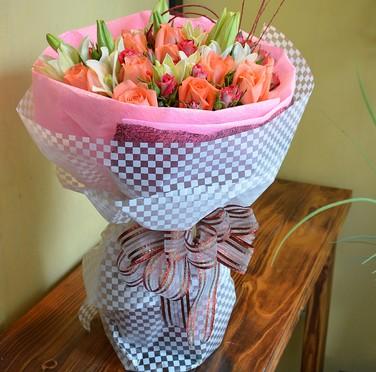一辈子的爱/66枝粉玫瑰:21枝玫瑰/你知道吗