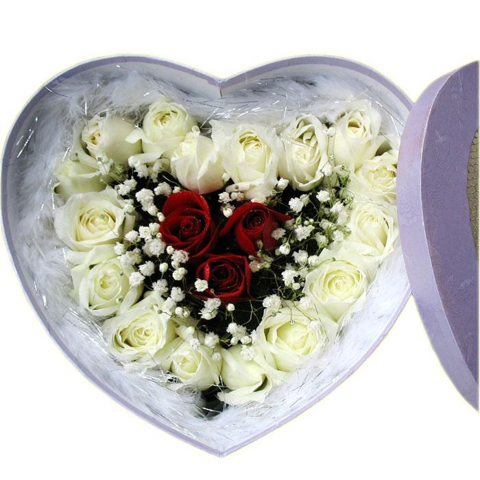 默默为你做一切/21枝红色玫瑰:沉醉/19枝玫瑰