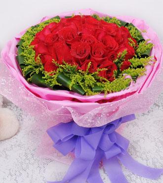 一直深爱你/19枝红玫瑰