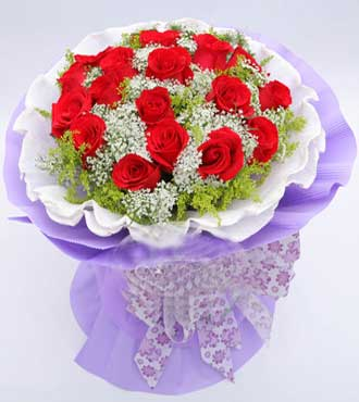 你是我的牵挂/11枝红色玫瑰:21枝红玫瑰/幸福乐开怀