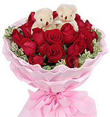 19枝红玫瑰/守住爱情