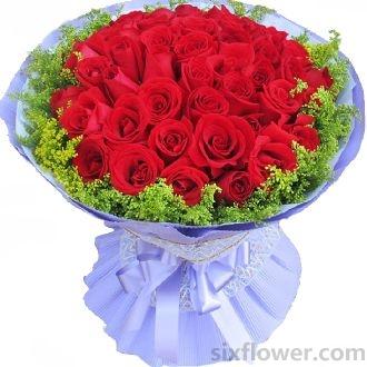 天长地久/52枝红玫瑰