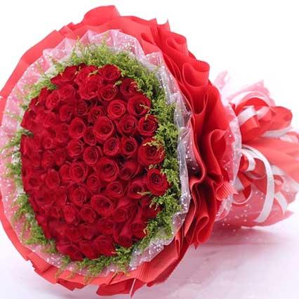 永恒不变/66枝红玫瑰