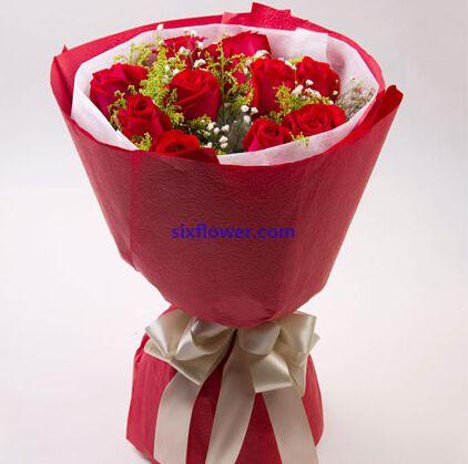 11枝红玫瑰/自然而然的关怀