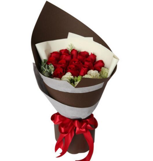 21枝红玫瑰/思恋最喜欢的人