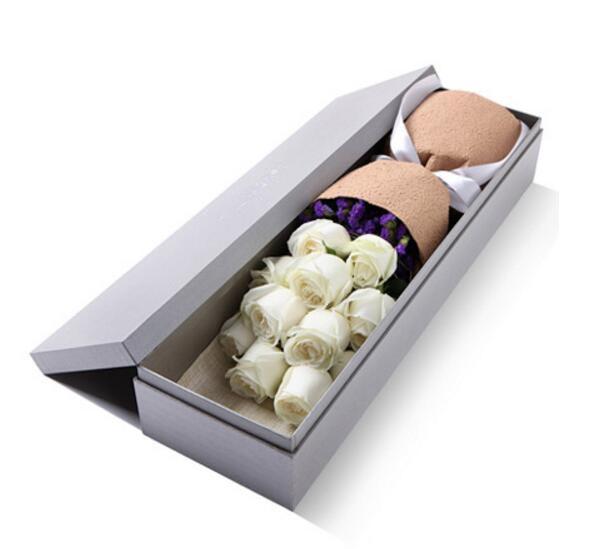 生生不息的爱/33枝红玫瑰巧克力:姿态美人/11枝玫瑰礼盒
