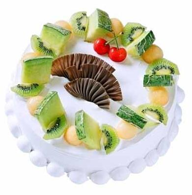 蛋糕/两两相依:水果蛋糕/来自星星的祝福