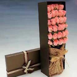 爱你永不变/29枝玫瑰礼盒
