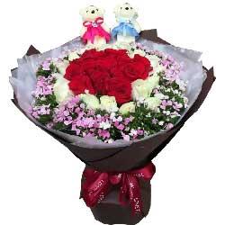爱你的声音围绕着你/33枝玫瑰