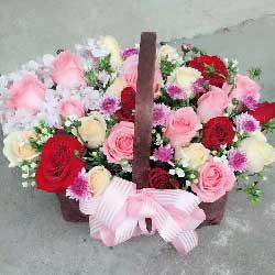 最深切的祝愿/27枝玫瑰
