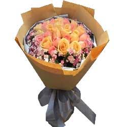 我愿为你/25枝玫瑰