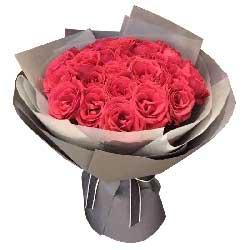 爱是深深的喜欢/红色玫瑰29枝