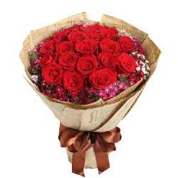 把心送给最爱的人/红玫瑰19枝