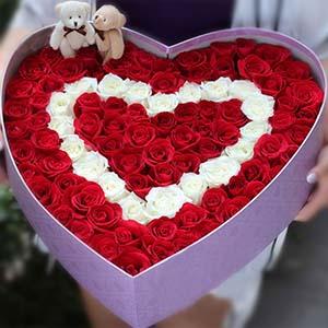 我愿和你在一起/99枝玫瑰:有求必应/99枝玫瑰礼盒