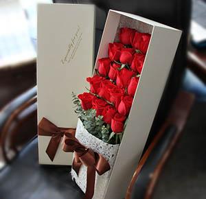 时刻牵挂着你/29枝红色玫瑰:29枝红玫瑰/牵挂您