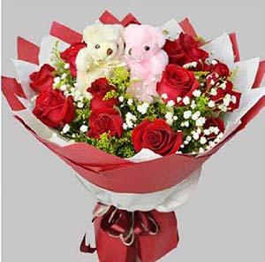 你是我的想念/99枝玫瑰礼盒:一生一世的真情/11枝红玫瑰