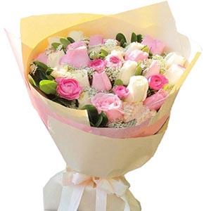 我只愿为你守着约/33枝红玫瑰:有你的日子/26枝玫瑰