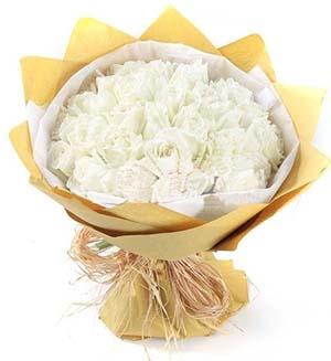 让我牵起你的手/36枝白玫瑰