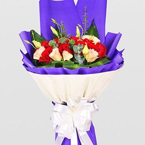 你的魅影在我心中/66枝紫玫瑰:19枝红玫瑰/最初的感动