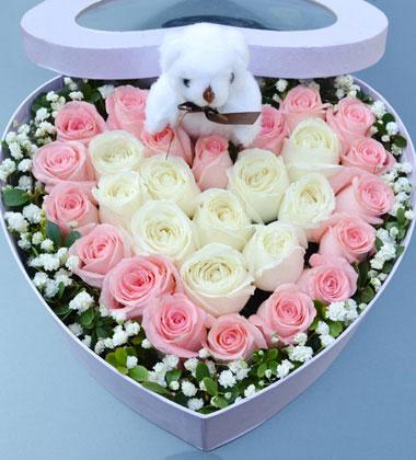 给我个改过的机会/30枝玫瑰礼盒