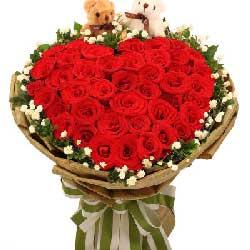 33枝红玫瑰/唯有爱才是真的