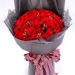 33枝红玫瑰/爱你到永远