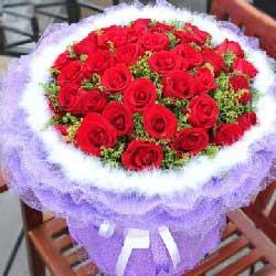 永恒的祝福/33枝红玫瑰