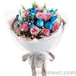 蓝色玫瑰/恋上你的笑