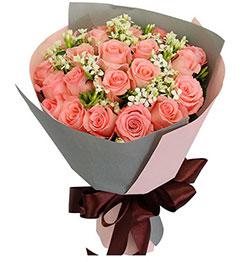 我永远爱你/19支粉玫瑰