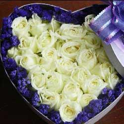 你是我的财富/33枝盒装鲜花
