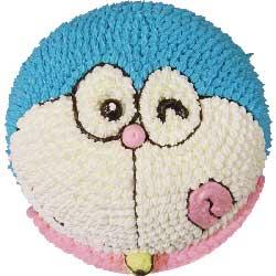 心形鲜奶蛋糕/心的温暖:哆啦A梦的祝福