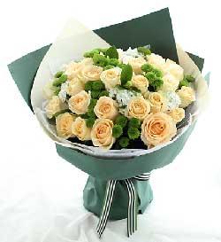 爱的芬芳/12枝玫瑰:想您想得太深/香槟玫瑰33枝
