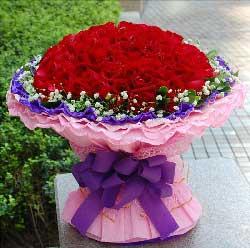 99枝红玫瑰/情有独钟