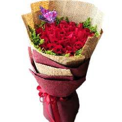 温婉如诗/16枝玫瑰:相隔遥远才会彼此相照/红玫瑰33枝