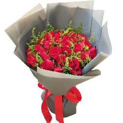 想你魂牵梦绕,夜不能寐/33枝红色玫瑰