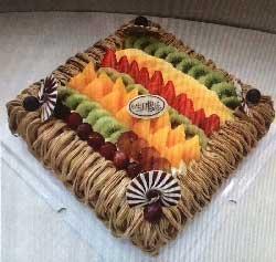 生日万岁/10寸水果蛋糕