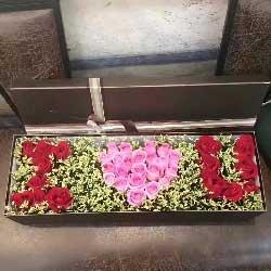 你是我今生永远的依赖/39枝玫瑰礼盒