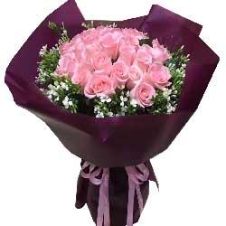 祝你一生快乐/19粉色玫瑰