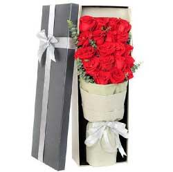 深深的爱着你/19枝红色玫瑰