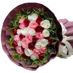 世界属于我们两个人/33枝玫瑰