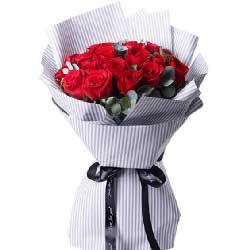 你若安好,我就安心/21枝红色玫瑰