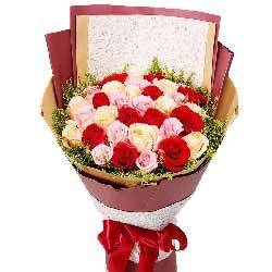 我很想你/33枝玫瑰